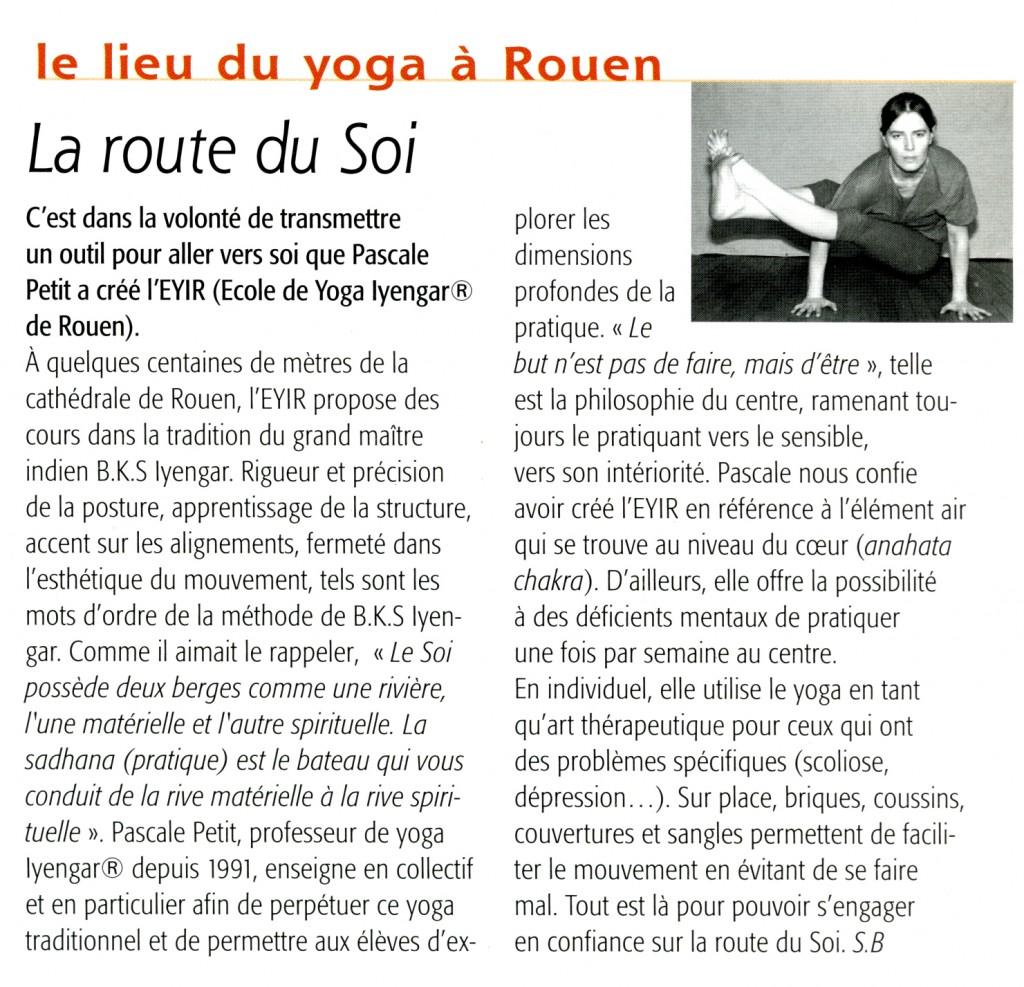 Article-Santé-Yoga-n°92-février-2009